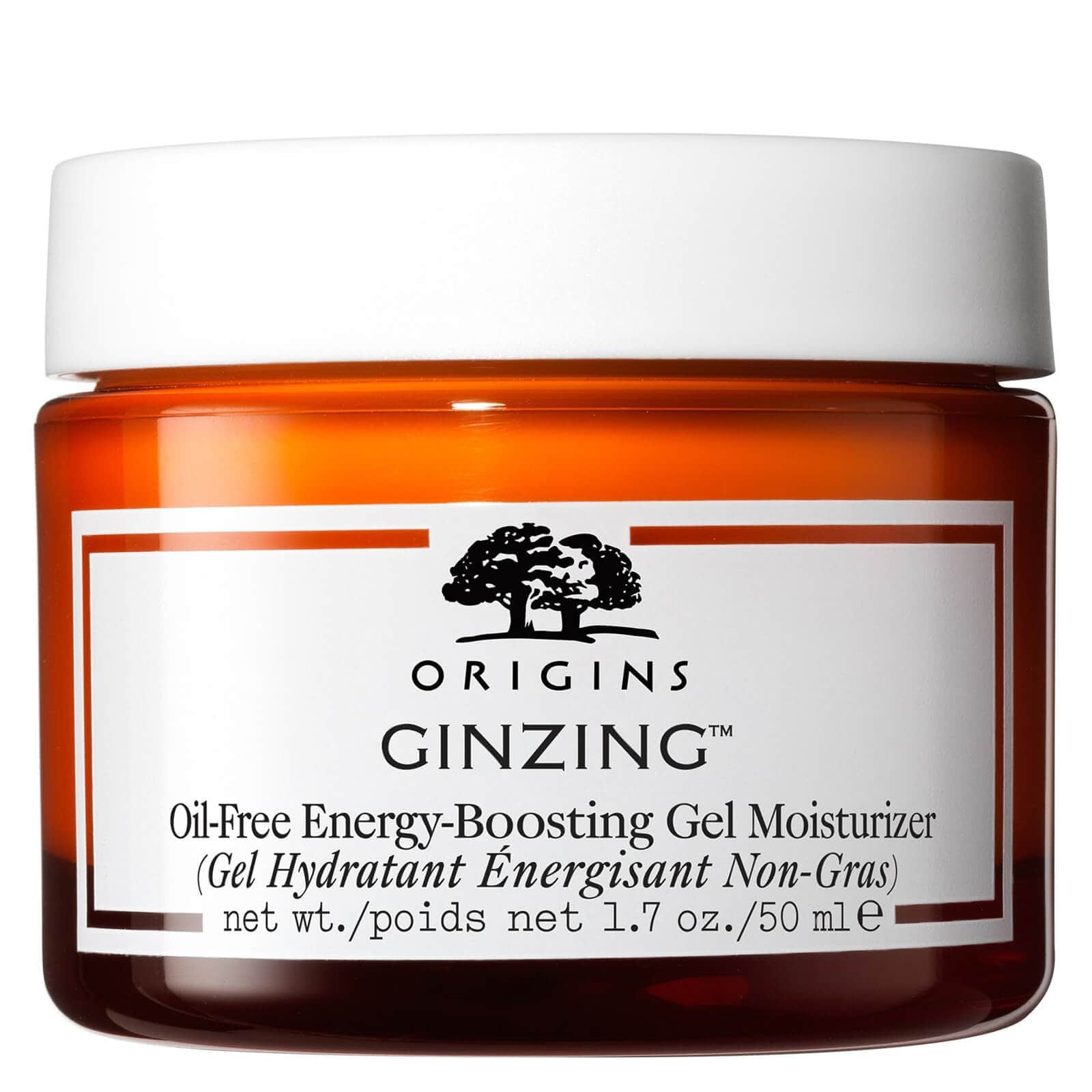 Origins-ginzing-energy-boosting gel moisturiser.
