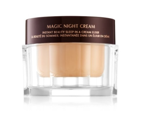 Charlotte Tilbury Magic Night Rescue Cream.
