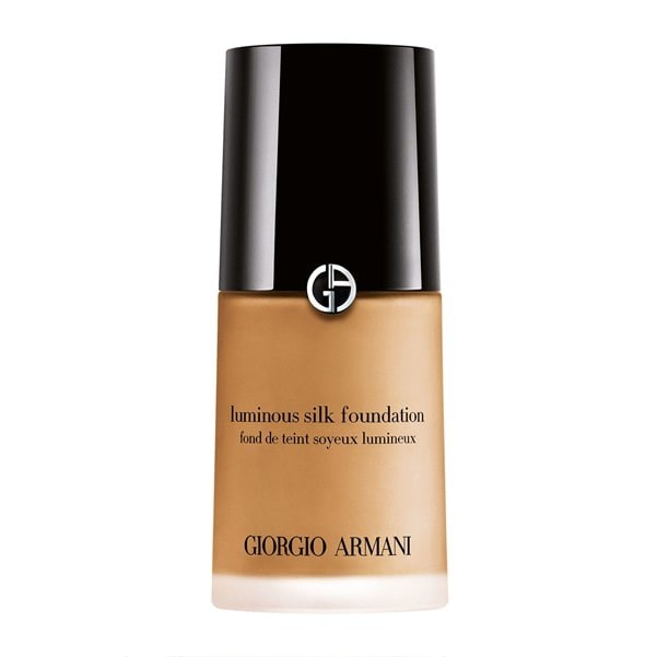 Designer Giorgio Armani Luminous Silk Foundation.