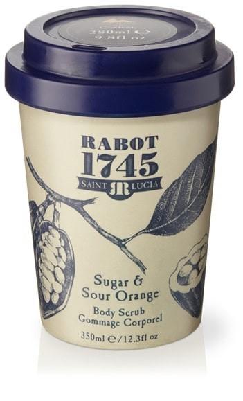 Spa Day Essential: Rabot1745 Sugar and Sour Orange Body Scrub