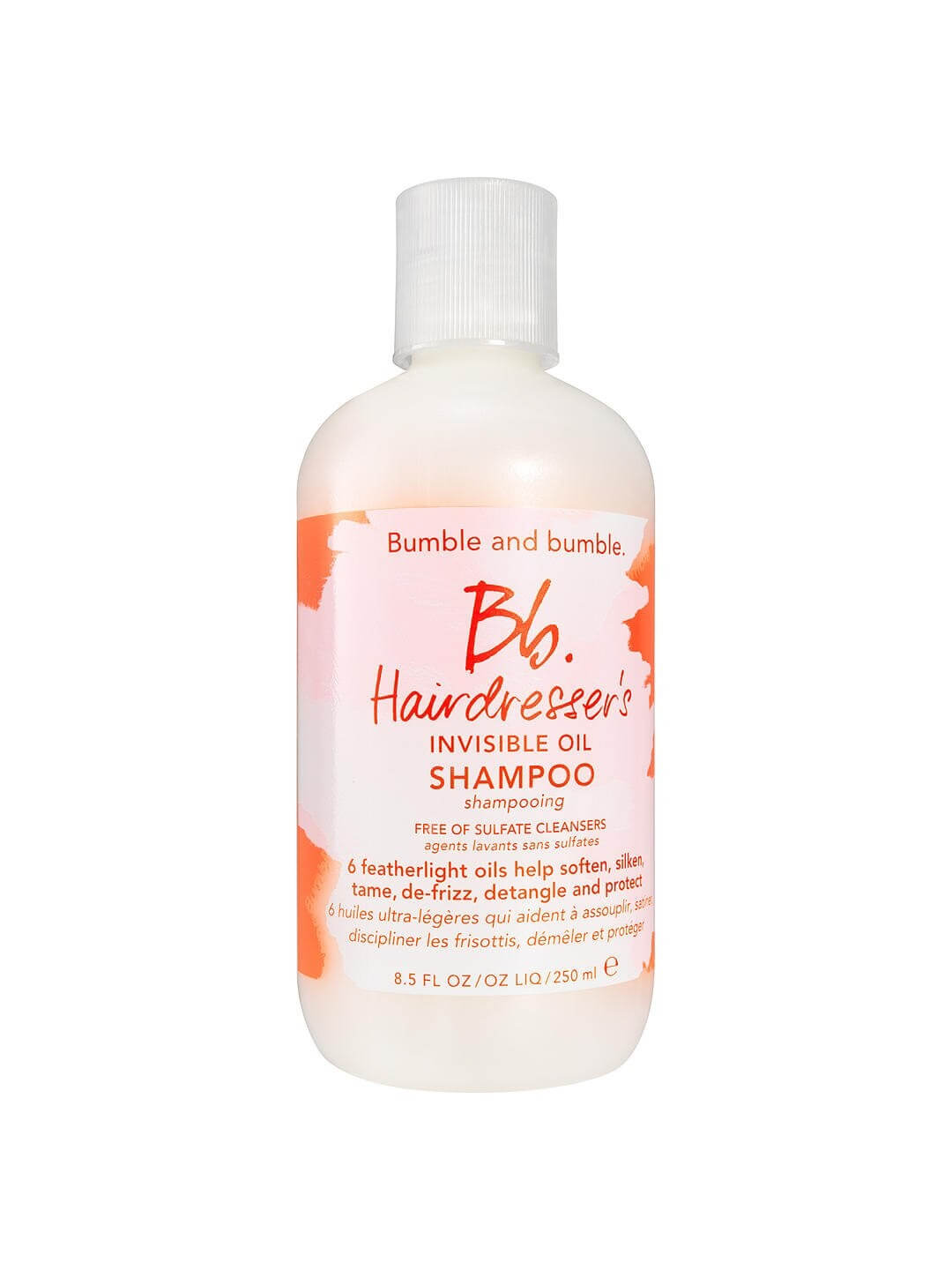 Bumble and bumble Hairdressers Invisible Oil Shampoo.
