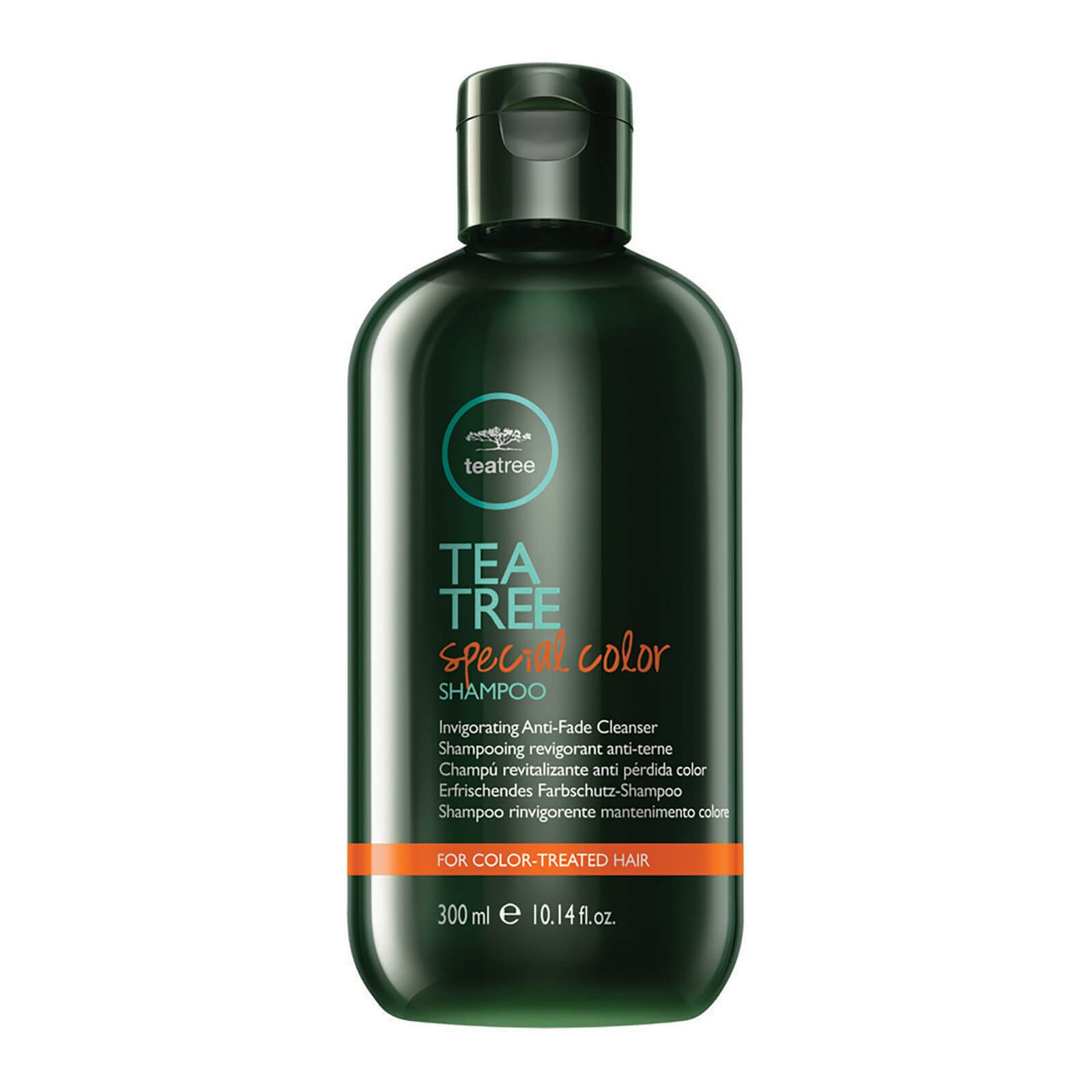 Paul Mitchell Tea Tree Special Color Shampoo.