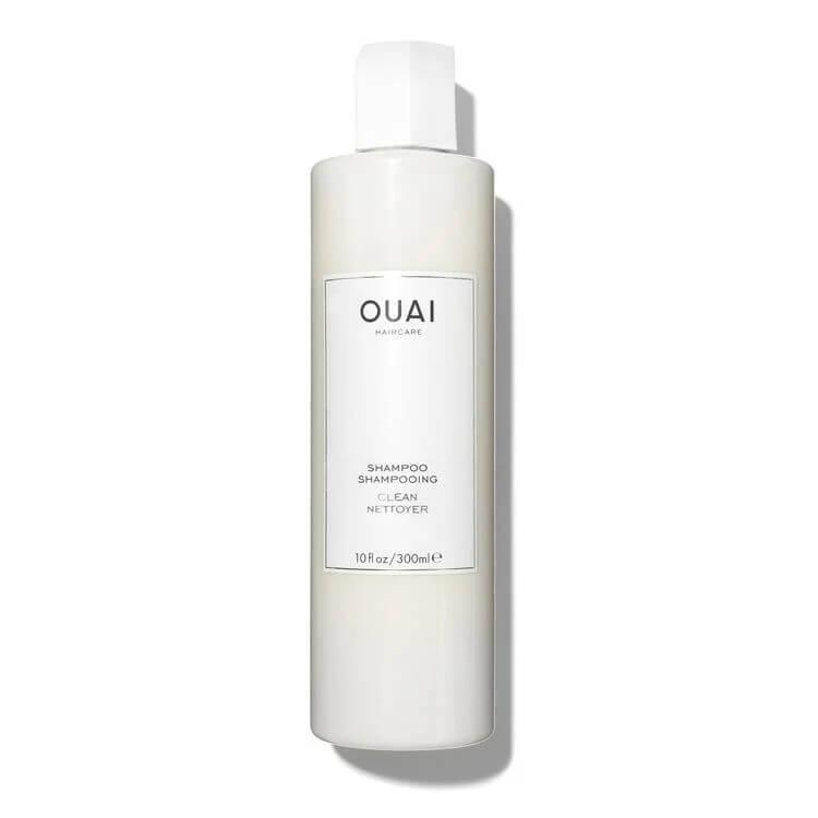 OUAI Clean Shampoo.