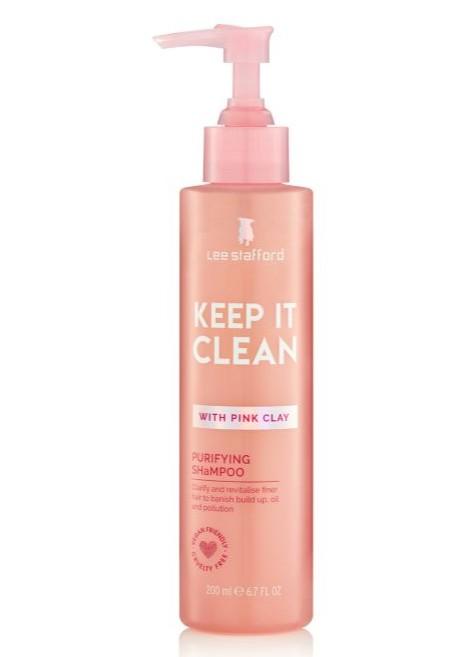 lee stafford purifying shampoo.