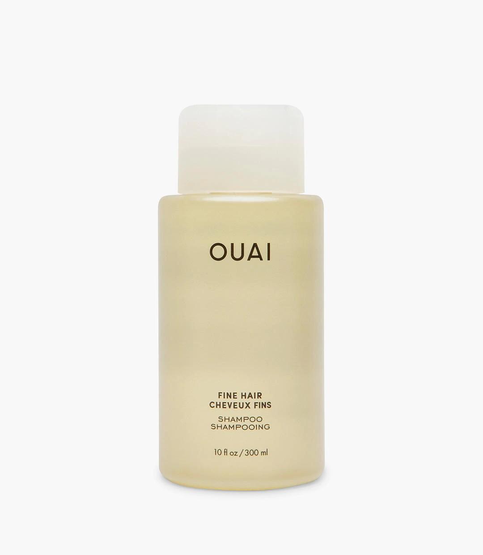 OUAI Fine Hair Shampoo.