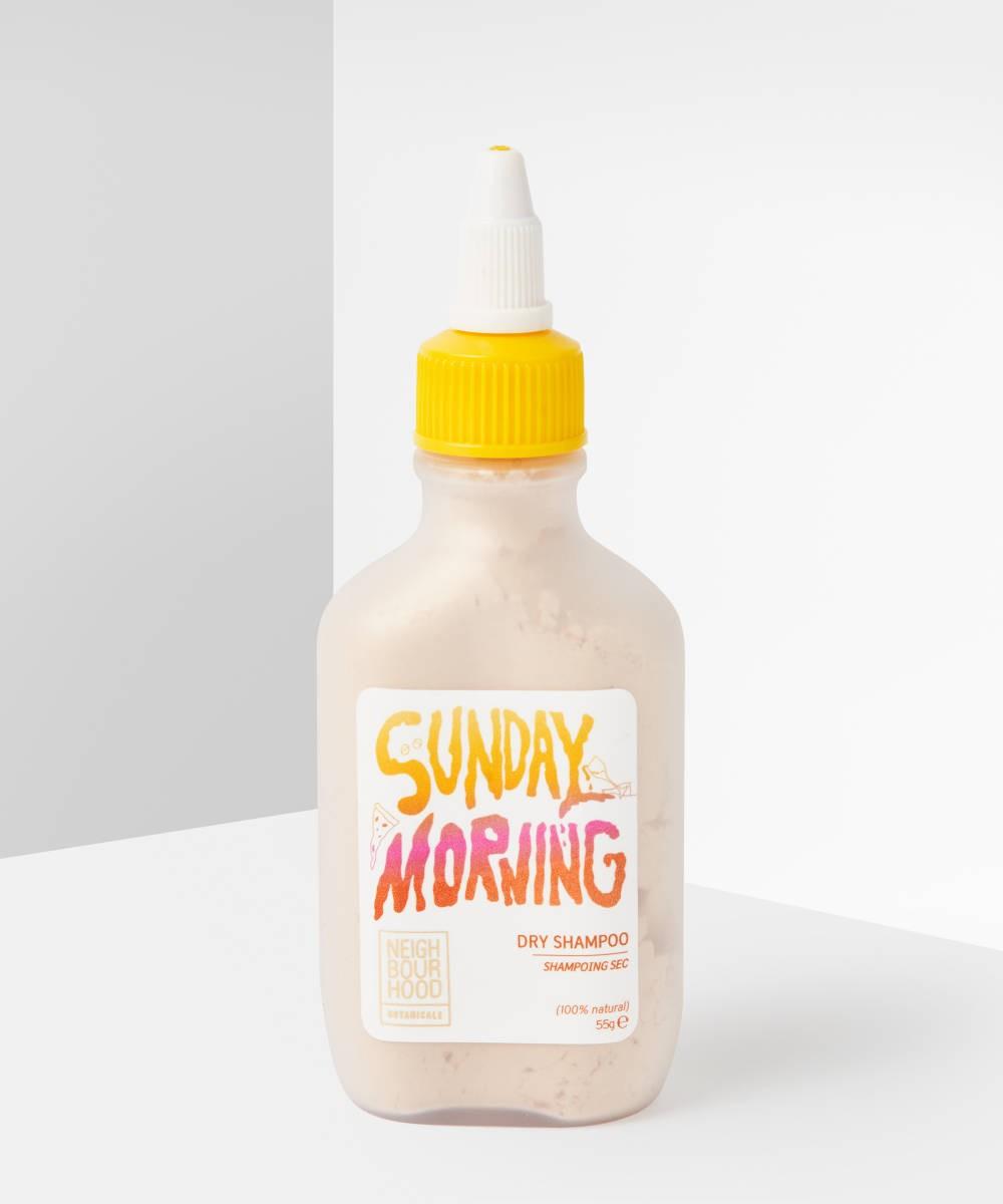 Sunday Morning Dry Shampoo.